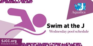 Wednesday Pool Schedule
