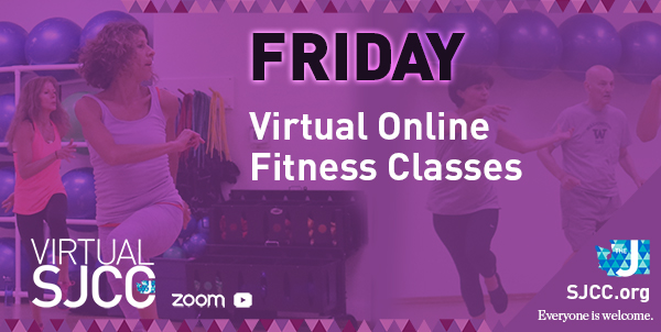 Friday Virtual Fitness Classes