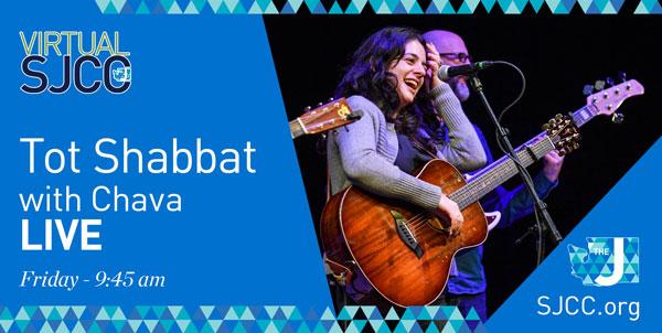 Tot Shabbat with Chava