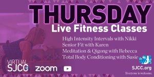 Thursday Fitness Classes