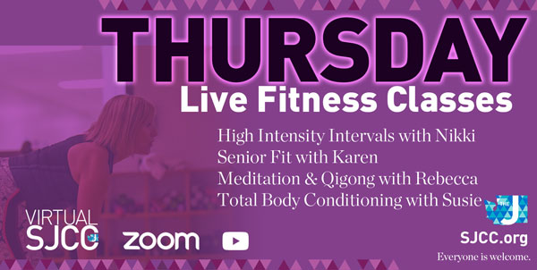 Thursday Fitness Classes