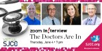 Zoom Interview - The Doctors are In