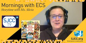 Mornings with ECS - Storytime with Alicia