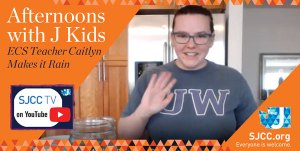 Afternoons with J Kids - Rain in a Jar