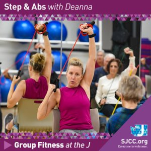 Step and Abs Class