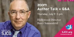 Barry Sonnenfeld Zoom Author Talk