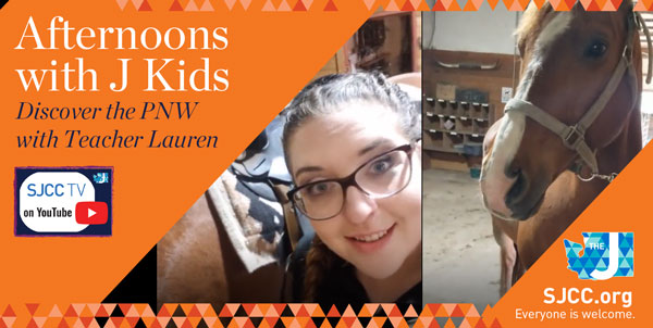 Afternoons with J Kids - Horseback Riding