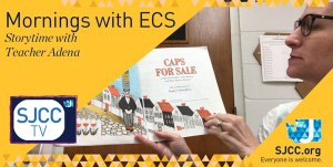 Mornings with ECS - Storytime with Adena