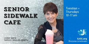 Senior Sidewalk Cafe
