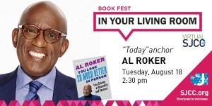 Book Fest in Your Living Room: Al Roker, Aug 18