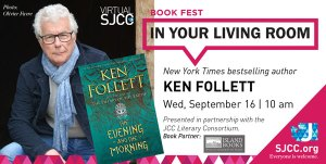 Book Fest in Your Living Room: Ken Follett