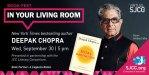 Deepak Chopra, September 30