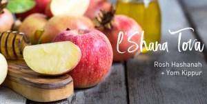 Rosh Hashanah Programming