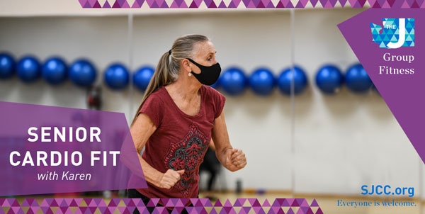 Senior Cardio Fit Karen