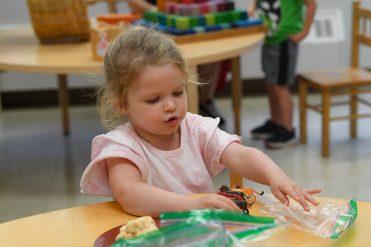 Stroum Jewish Community Center - Early Childhood School - First Week - Sept. 10, 2020