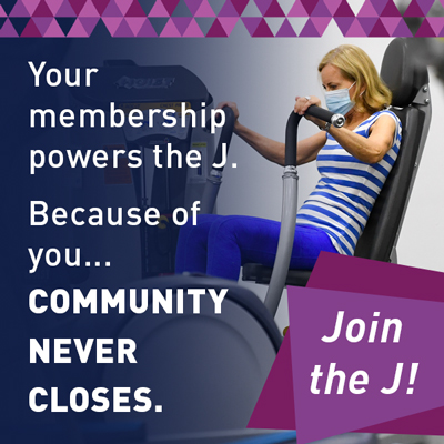 Join the J - Community Never Closes