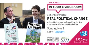 Book Fest: Real Political Change