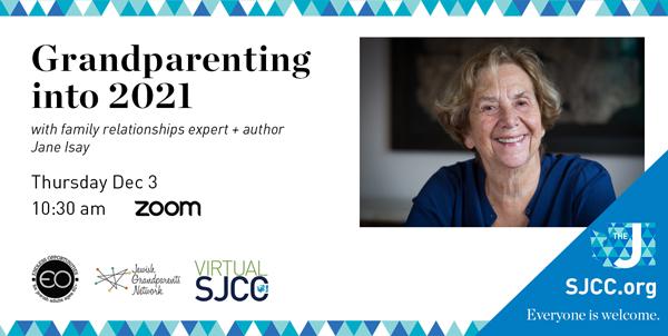 Virtual SJCC: Grandparenting in 2021