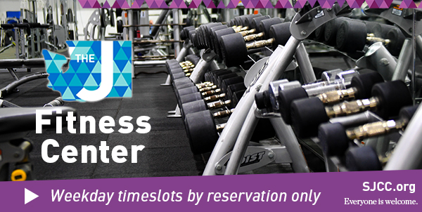 Fitness Center Weekday - Winter 2021