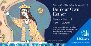 Be Your Own Esther Virtual Workshop