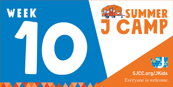 Summer J Camp Week 10