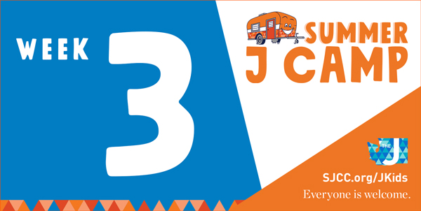 Summer J Camp Week 3