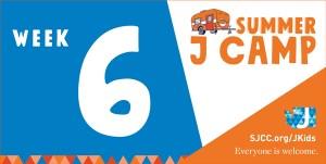 Summer J Camp Week 6