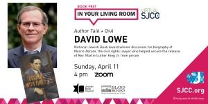 Virtual Book Fest: David E Lowe