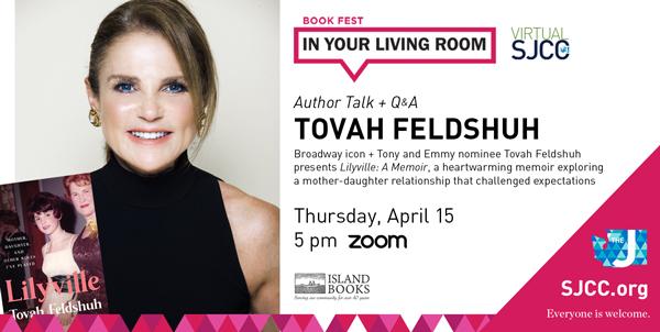 Book Fest: Tovah Feldshuh