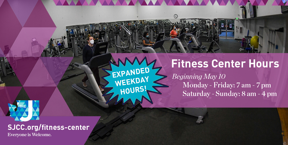 Extended Fitness Hours