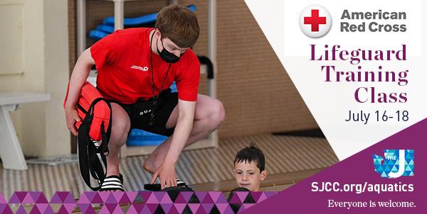 Lifeguard Training July