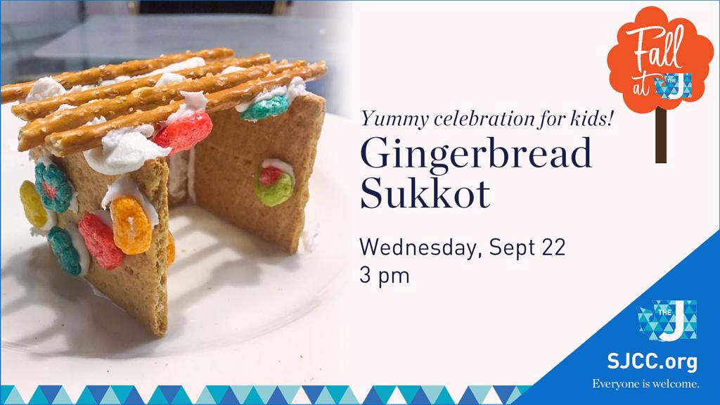 Gingerbread Sukkot