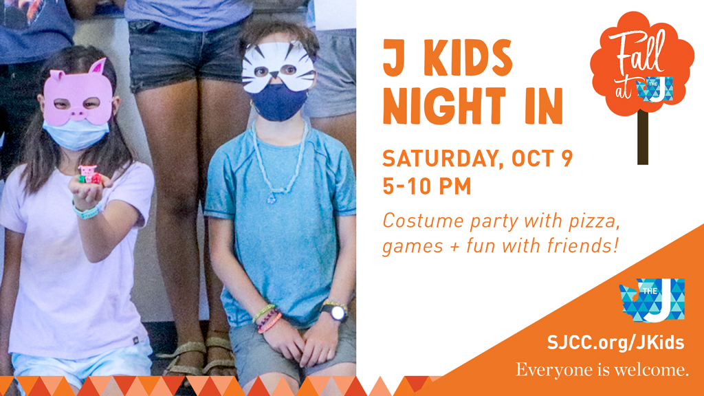 J Kids Night In: Costume Party