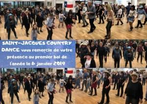 Read more about the article SAINT-JACQUES COUNTRY DANCE VOUS REMERCIE DE VOTRE PRÉSENCE AU 1ER BAL DE L'ANNÉE ET VOUS DONNE RDV LES 27 ET 28 AVRIL 2019 POUR LES 10 ANS DE L'ASSOCIATION…