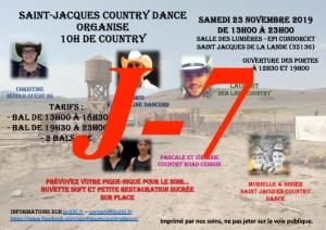 Rejoignez nous dans 7 jours pour une belle journée de danse…
