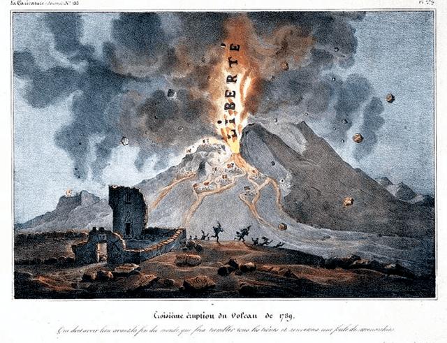 Desperret Third Eruption