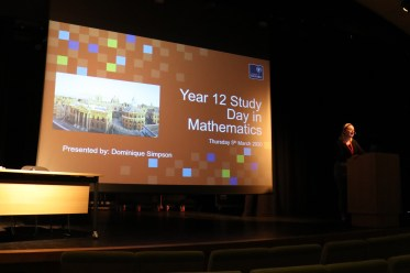 Dominique Simpson of the Access & Outreach Team introduces studying Maths at Oxford.