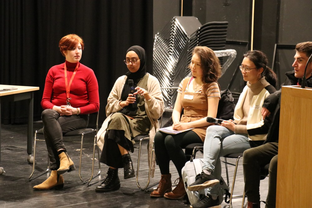 Our panel of current History & Joint Schools students answer questions.