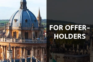 For offer-holders: Click here to access resources for students holding an offer to study at St John's College