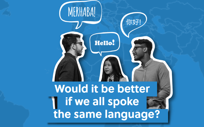 Oxplore: Would it be better if we all spoke the same language?