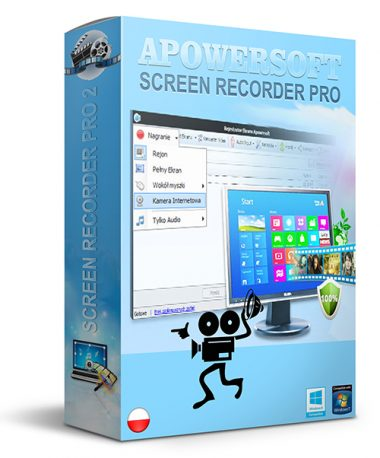 Apowersoft Screen Recorder Pro 2.1.9  + Crack [ Latest ]