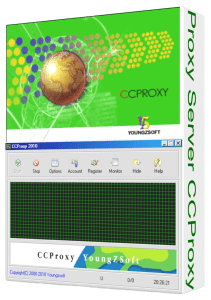 CCProxy 8.0 Crack + Build 20180914 Full Keygen
