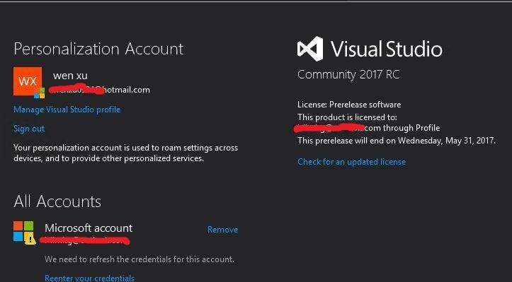 Visual Studio 2017 Professional Product Key [ Crack ]