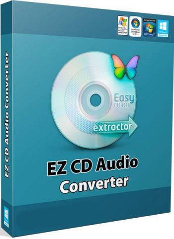 EZ CD Audio Converter 6.0 Crack [ Latest ] Free Download