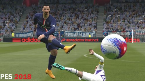 Pro Evolution Soccer 2018 Crack [CPY] Free Download PC