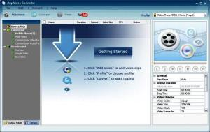 Any Video Converter 6.1.9 Crack Ultimate Keygen [Latest]