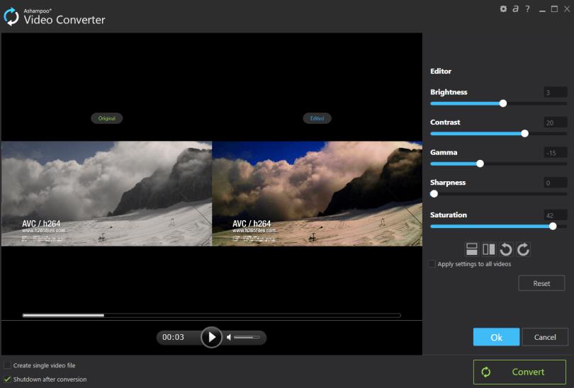 Ashampoo Video Converter 1.0.1 Crack Full Version 2017