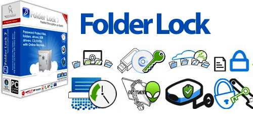 Folder Lock 7.8.1 Crack & Serial Key 2020[Latest]