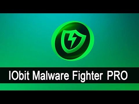 IObit Malware Fighter PRO 5.2.0 Crack + License Key 2017