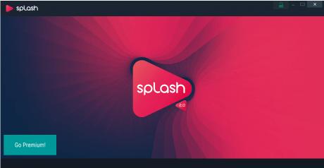 Mirillis Splash 2.1.0 Crack With Premium License Key 2017